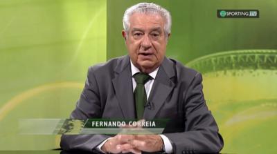 Fernando Correia Sporting Tv