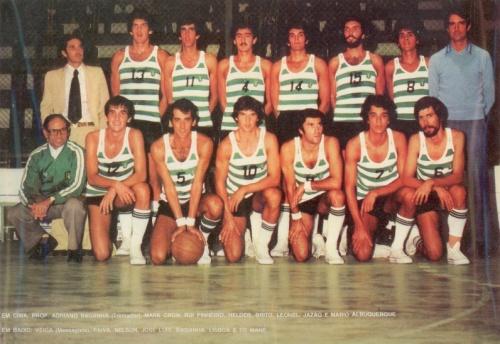 Sporting basquetebol